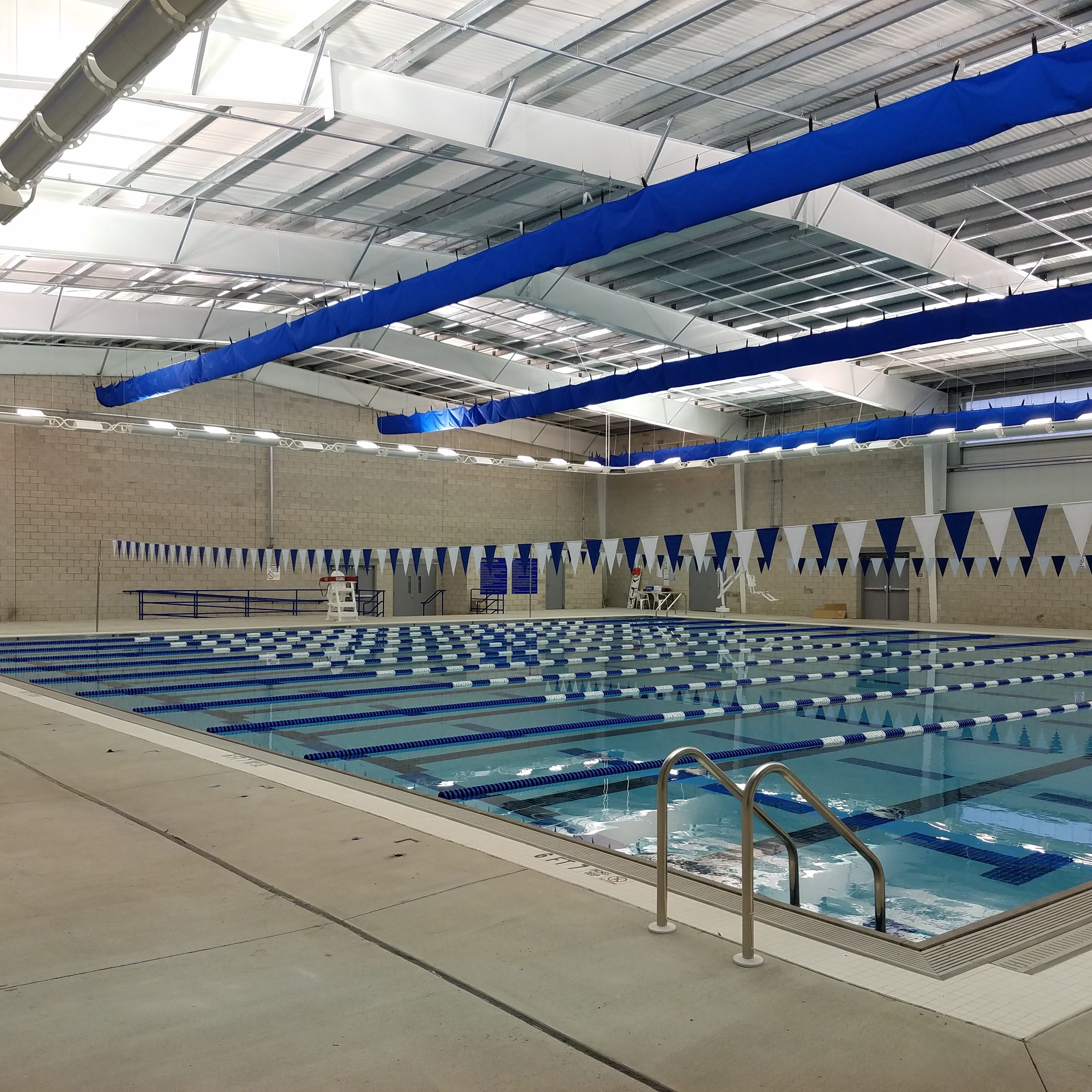Just add swimmers!